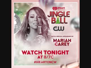 Mariah Carey - All I Want For Christmas Is You (iHeartRadio Jingle Ball 2018)