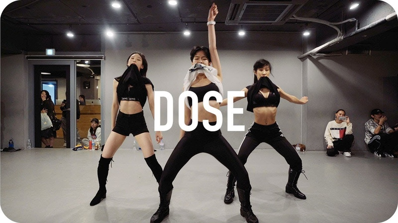 Dose - Ciara / Hyojin Choi Choreography