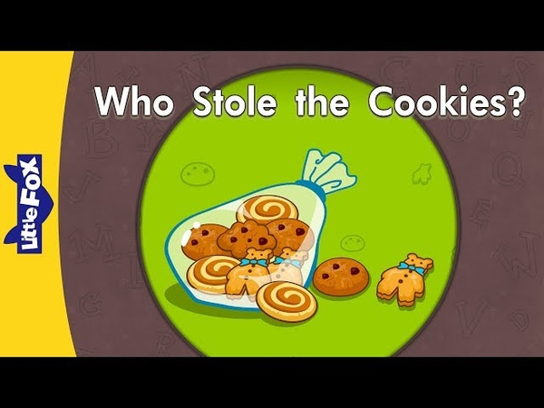 Ie words Who Stole the Cookies   Level 3   By Little Fox