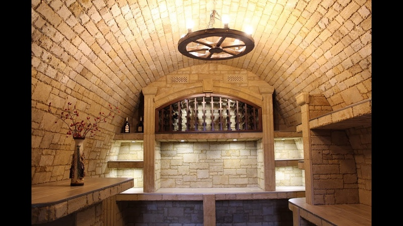 Винный погреб Из грязи в князи Wine cellar From dirt to Kings