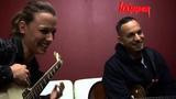 Gitarren-Workshop mit Alter Bridge und Halestorm