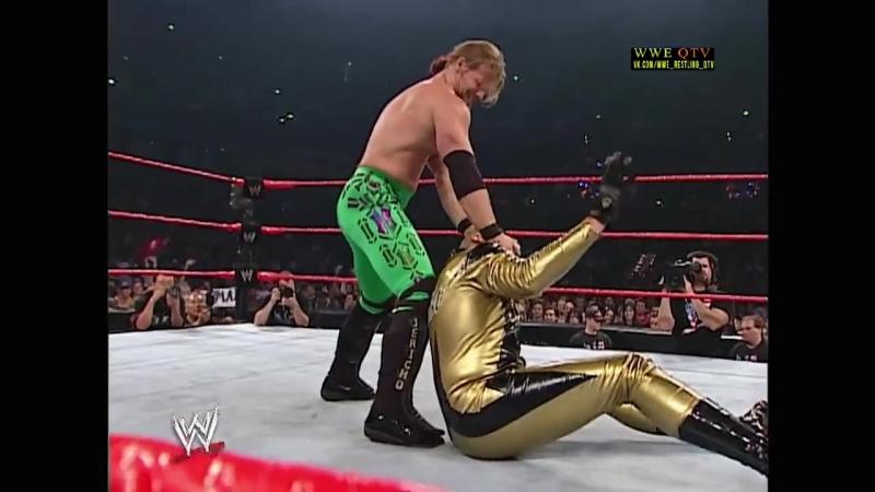 [WWE QTV]☆[WWE RAW[Фоменко]23.09.02]Chris Jericho vs Goldust]Крис Джерико против Голдаст]720]