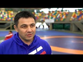 Старший тренер юниорской сборной по вольной борьбе: Наша задача - побеждать!