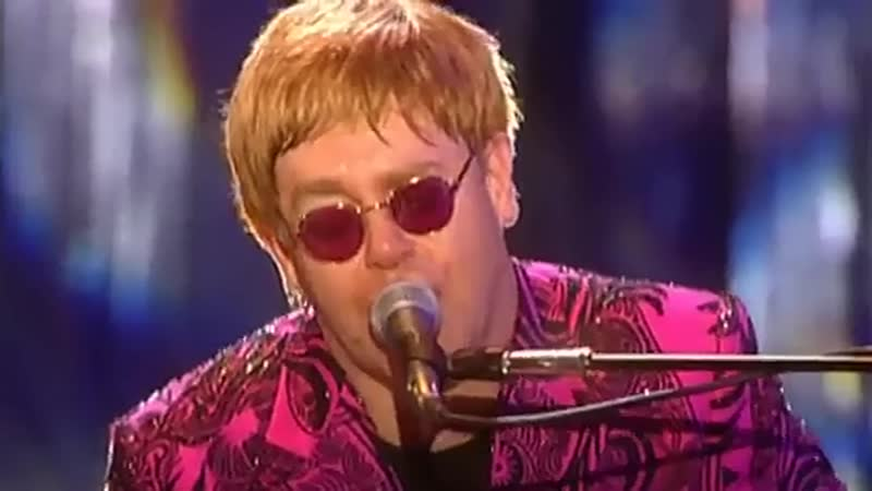 Elton John - The One (Live At The Madison Square Garden, New York October 2000)