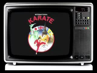 Atari - International Karate
