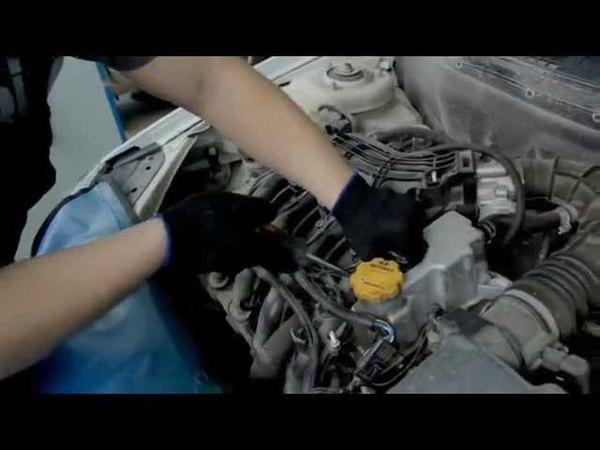 Если Ваш двигатель троит. АвтоРай LADA