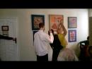 Выставка Танцы на грани весны Н В Ц Арт студия Льва Хабарова 21 апреля 2018