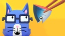 ГОТОВКА ЧЕЛЛЕНДЖ Готовим суши для котика в новой игре ТОКА КИТЧЕН для детей