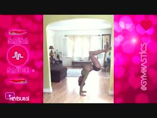 SLs Best Flexibility and Gymnastics Video Compilation 2017 _ New #Gymnastics Instagr