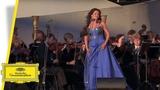 Anna Netrebko - Tracea la notte placida - Verdi - Red Square Concert (Live)