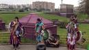 Концерт индейцев в Москве