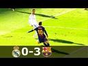 Real Madrid vs Barcelona 0-3 - La Liga 2017/2018 - Full Highlgihts (English Commentary) HD 1080i