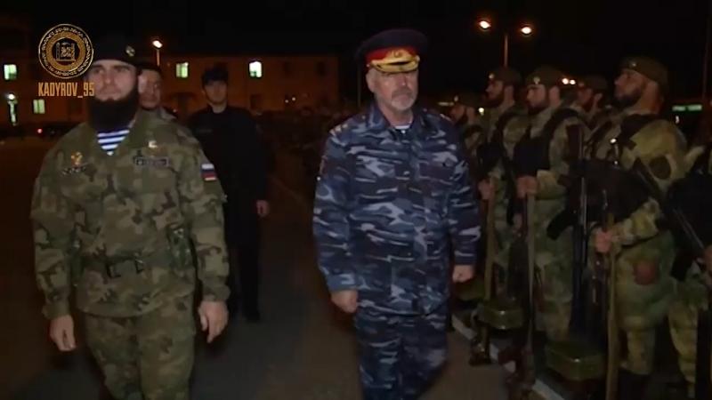 Сегодня день рождения дорогого старшего БРАТА министра МВД по ЧР Руслана Алханова