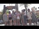 180830 - Momoland Goes To Universal Studios @BuzzFeed Celeb