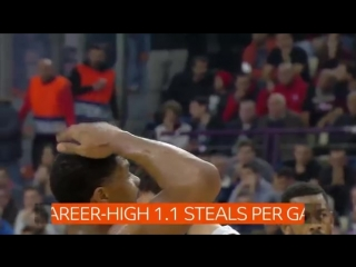 2017-18 turkish airlines euroleague best defender_ kyle hines, cska moscow
