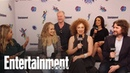 Discovery Of Witches Teresa Palmer Was Instantly Drawn To Diana SDCC 2018 Entertainment Weekly