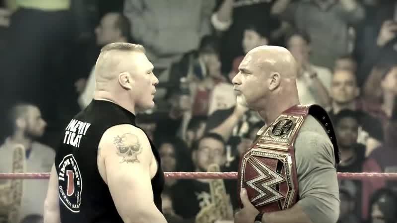 My1 Промо дороги Леснара и Голдберга к WrestleMania 33