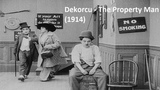 Dekorcu - The Property Man (1914) - Charlie Chaplin - Mack Sennett