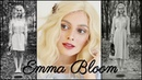Emma Bloom Makeup Hair Tutorial Ella Purnell in Miss Peregrine's Home for Peculiar Children