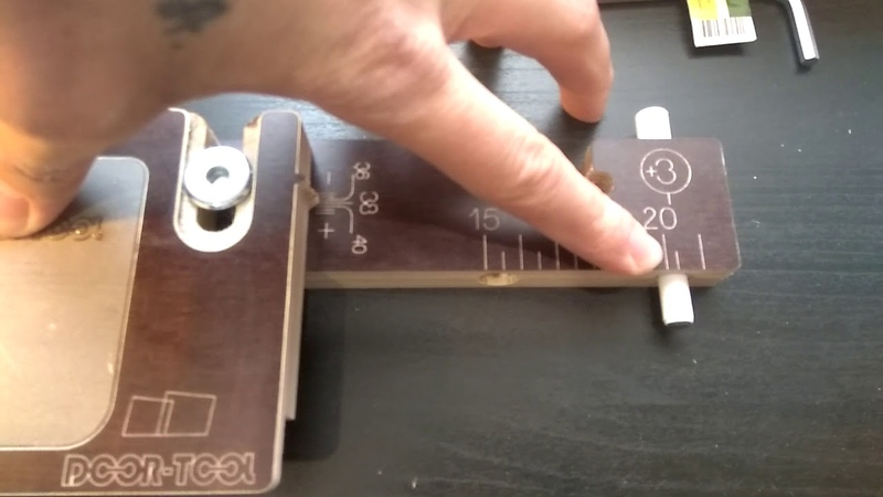 Мой краткий обзор на шаблон Door tool Max plus