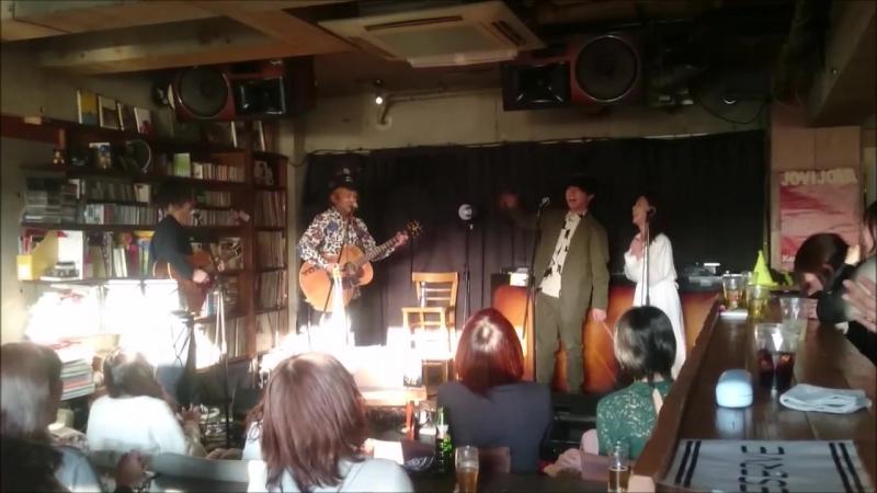 Yosuke Sakanoue × BLOOD LINE Improvisation