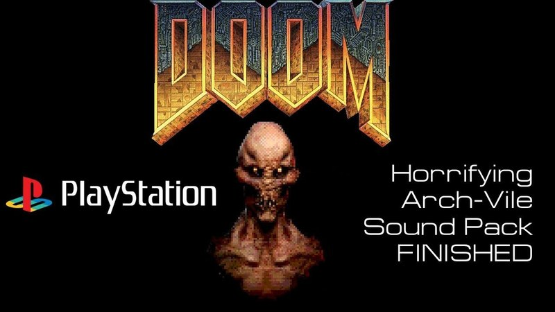PSX Doom Arch-Viles - Advanced Soundpack FINISHED