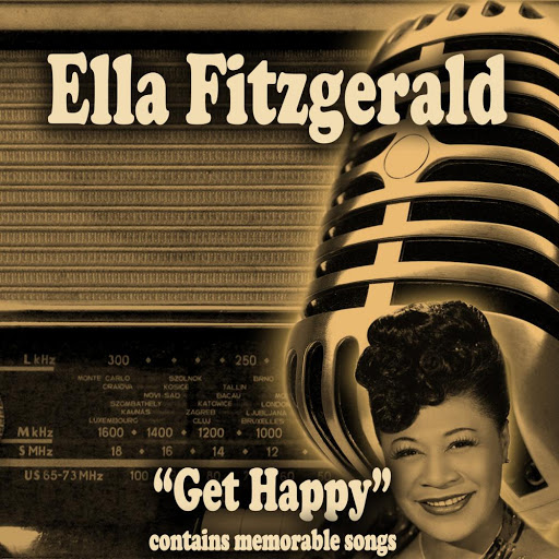 Ella Fitzgerald альбом Get Happy