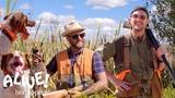 Brad Goes Pheasant Hunting It's Alive Bon App