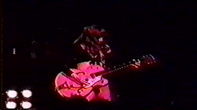 The Cramps — Teenage Werewolf - 1997 Live in Texas