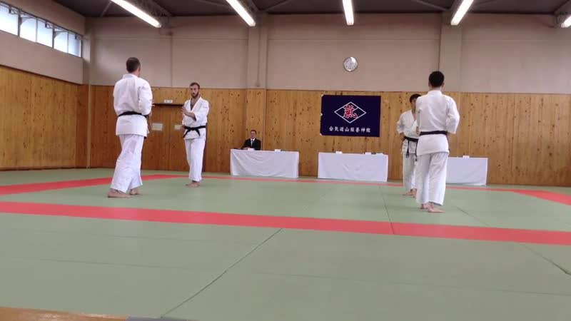 Yamanashi Yoshinkan Embu 2013 - Tanto Soho