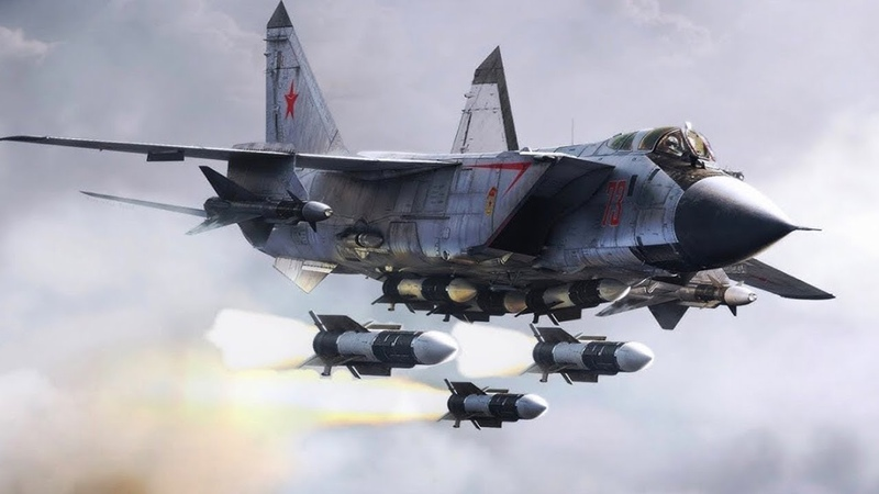 Russia's MiG 25 Was Built to Kill an Air Force Supersonic Bomber That Never Happened