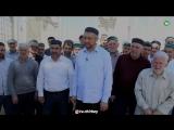 Джамаат с. Чиркей посетил стройку Республиканской мечети им. Пророка Мухаммада (С.А.В.)