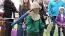 Танці бої і зачіски У Калуші відбувся 5 й фестиваль середньовічної культури Бастіон