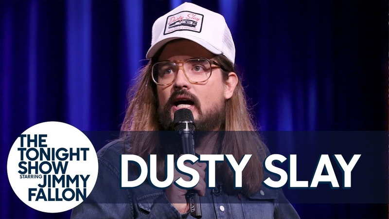 Dusty Slay Stand Up