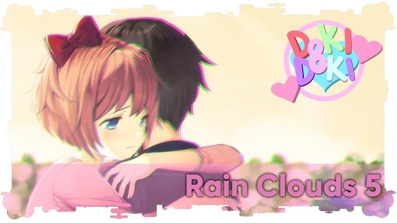 Литературный клуб ДОКИ ДОКИ DDLC ★ мод Doki Doki RainClouds 5