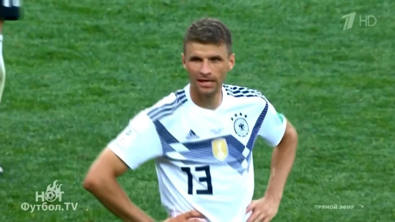 Германия 0-1 Мексика. Чемпионат мира по футболу FIFA 2018. Обзор матча