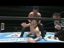 Ren Narita Ryusuke Taguchi vs El Desperado Yoshinobu Kanemaru NJPW New Japan Cup 2018 Day 4