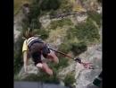 Чумовые прыжки с тарзанки