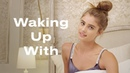 This is Victoria's Secret Angel Taylor Hill's Morning Routine | Waking Up With | ELLE