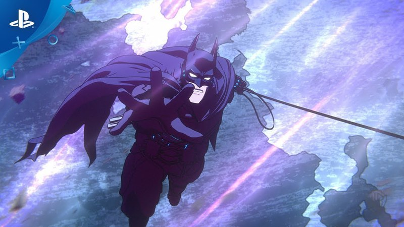 Batman Ninja - Sneak Peek   PS Video