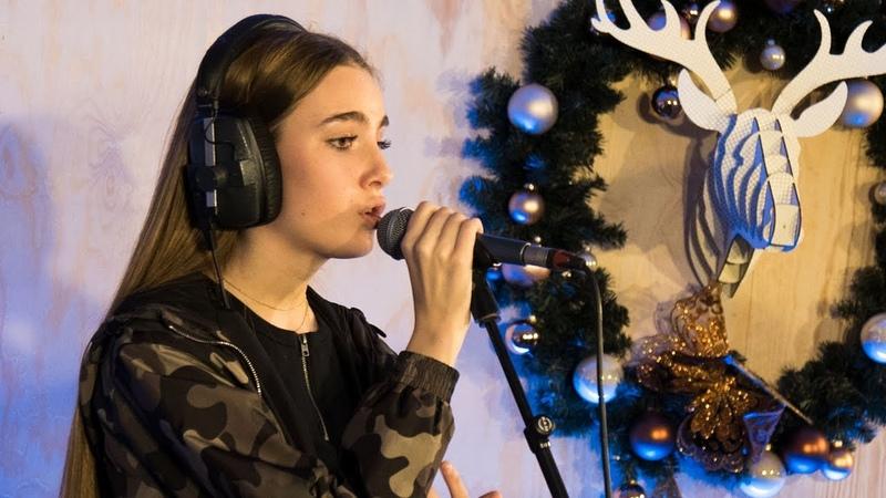 Live bij Joe: Jade (The Voice Kids) - A Millions Reasons (cover)