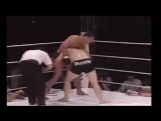 Akira Shoji vs Renzo Gracie