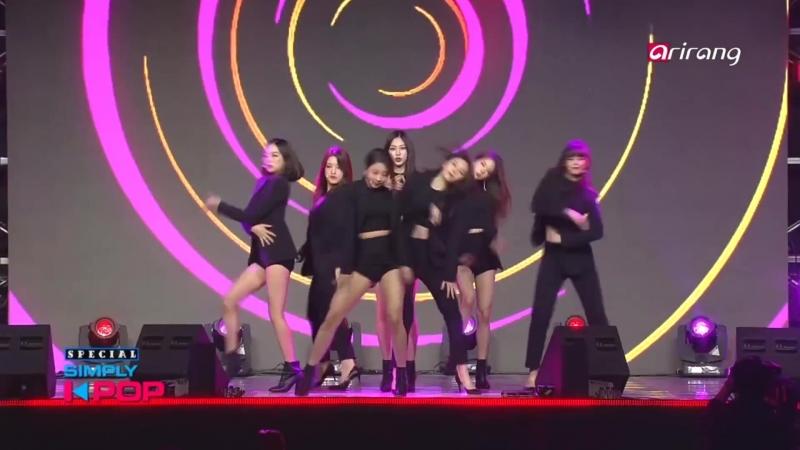 [Simply K-Pop] CLC(씨엘씨) _ Meow Meow _ Ep.312 _ 051818