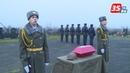 В Вологде захоронили останки солдата Великой Отечественной войны