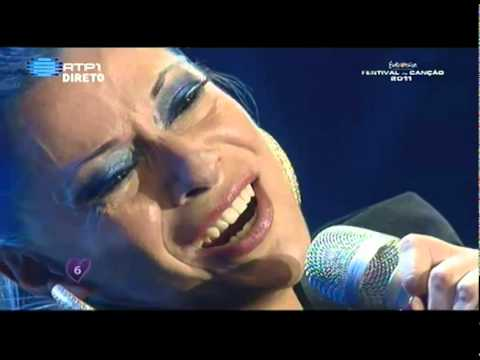 Wanda Stuart - Chegar à Tua Voz - Festival da Canção 2011