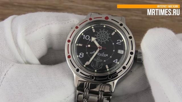 Восток Амфибия 420526 Zissou. Обзор часов Восток Амфибия от MrTimes.ru
