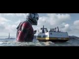 Человек-муравей и Оса (2018) - трейлер