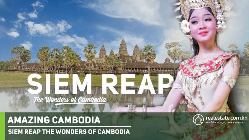 Amazing Cambodia - Siem Reap The Wonders of Cambodia   Powered by Realestate.com.kh