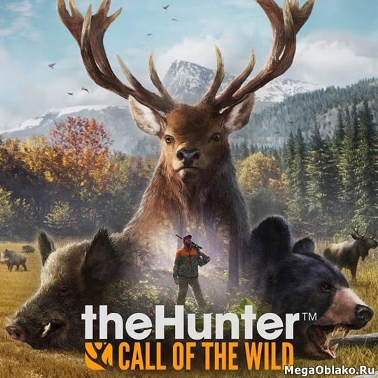 TheHunter: Call of the Wild [v 1.22 + DLCs] (2017) PC | RePack от xatab
