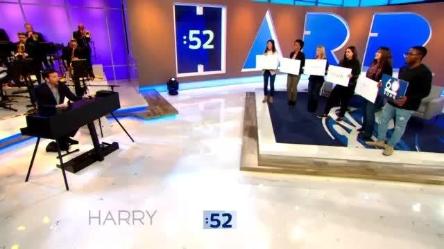 """Harry Connick Jr on Instagram: """"Harry throws down a reggae rhythm and writes a new 60 Second Song on the spot! HarryTV"""""""